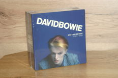 """David Bowie CD Boxset """"Who can I be Now?"""" 1974-1976 compilation, sealed and mint condition"""