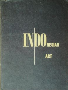 8 publications on Indonesian Art and Culture. 1949 - 2009
