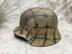 WW2 German Helmet M40 Luftwaffe