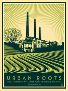 Shepard Fairey (OBEY) - Urban Roots