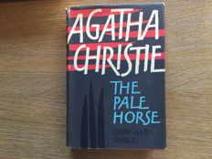 Agatha Christie; Lot with 3 of her works - 1935/1961