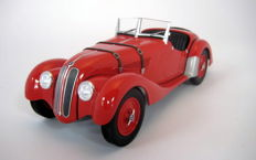 Minichamps Scale 1/18 - BMW 328 Red 1936