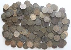 The Netherlands - 1 cent 1877/1884 Willem III (200 pieces) - bronze