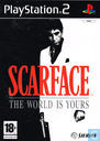 Jeux vidéos - Sony Playstation 2 - Scarface: The World is Yours