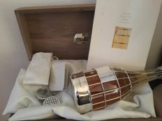 2000 Dom Ruinart L'Exclusive Humidor - silver by Christofle