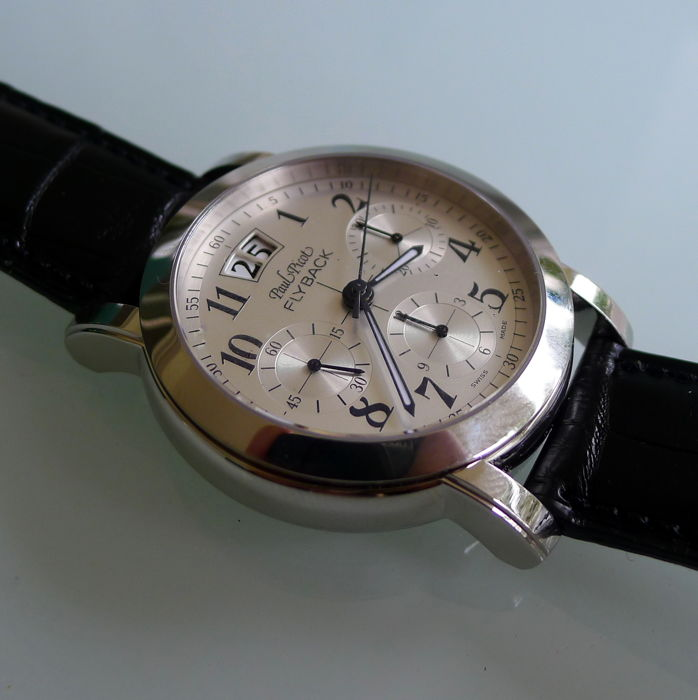 Paul Picot Firshire Flyback Chronograph Grande Datum Am4094.753