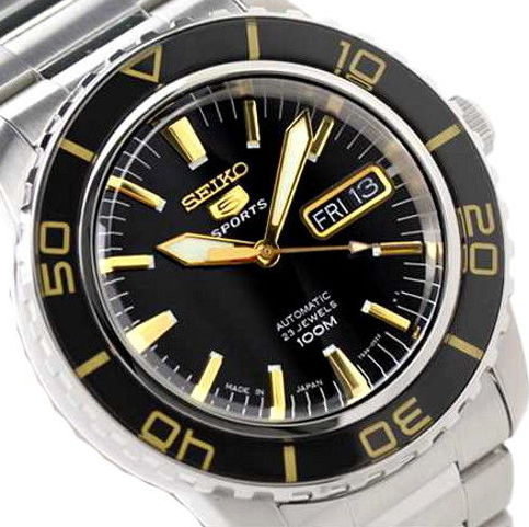 Seiko Automatico 23 Jewels Made in Japan - Uomo - Men's Automatic Watch