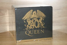 Queen 40th anniversary CD Box set - all albums of the Band, Sealed and mint condition