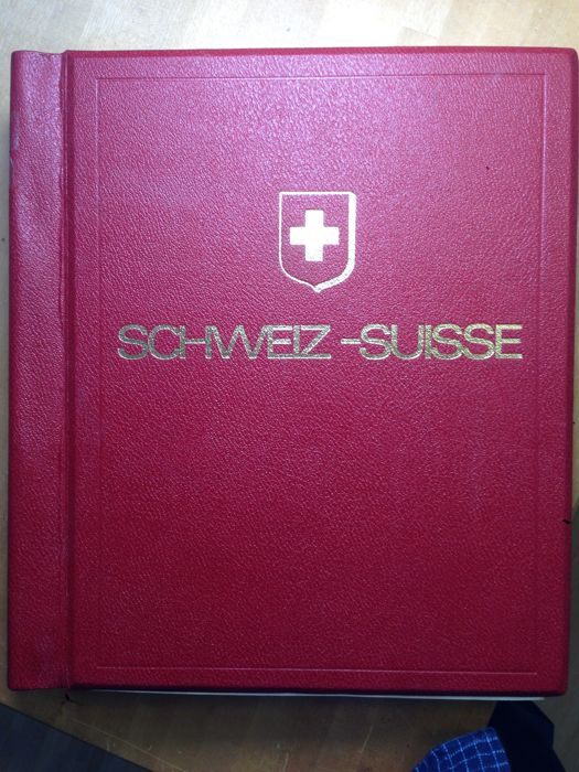 Switzerland 1965/2000 - collection with Pro Patria