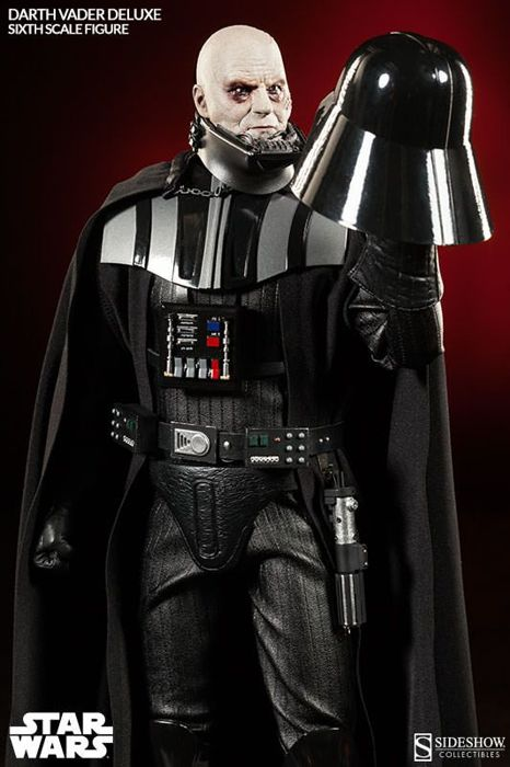 Sideshow Darth Vader Deluxe Sixth Scale Figure Catawiki