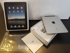 Apple Ipad 1e generation 32GB with WIFI and 3G in original box.