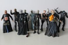 Hellraiser - Pinhead and an army of 10 cenobytes - Neca - 2003/04