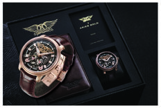 Aries Gold - Aerosmith Limited Edition - Heren - 2017
