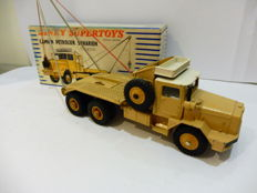 Dinky Supertoys-France - Scale 1/48 - Camion GBO Berliet Pétrolier Saharien No.888