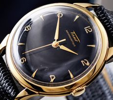 TISSOT    ANTIMAGNETIQE - (37 mm) - unique Swiss watch  - cal. 27-T  - Heren - from 1950 Year