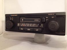 Blaupunkt Madrid 23 - classic car radio - 1980s - for Opel, Ford, Volkswagen, Porsche
