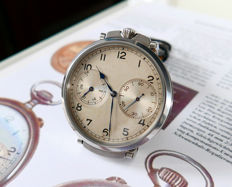 A. Lange & Söhne - Very rare German navy military II WW  Observation - Uomo - 1901-1949