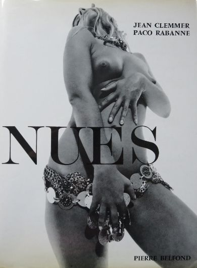 Jean Clemmer & Paco Rabanne - Nues - 1969
