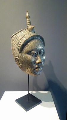 King's mask - IFE - Nigeria