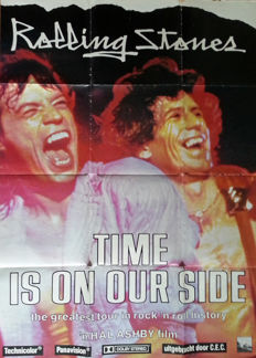 Rolling Stones, Time is on our side - 1983