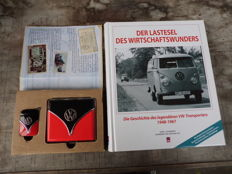 VW Bully set and book with more than 500 pictures !!