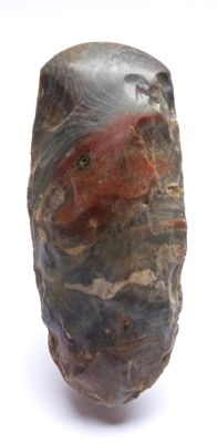Neolithic axe from Agate - 135 mm