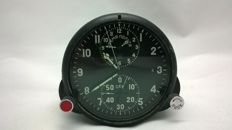 Aviation watches АЧС- 1 № 54161 pilot for the fighter MiG (СССР/USSR). At the end of the 20th century.