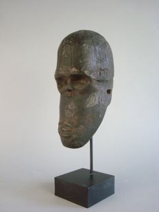 Replacement head - Asmat- Papua New Guinea