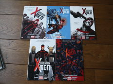 Collection Of Uncanny X-Men Trade Paperbacks - x5 TPB (2014/2016)