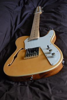 Special 12-string Telecaster Thinline style
