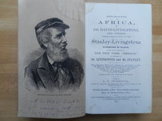 L.D. Ingersoll (Ed.) - Explorations in Africa by Dr. David Livingstone - 1872