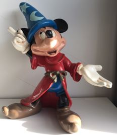 Disney, Walt - Figure - Mickey Mouse - Fantasia - (1980s)