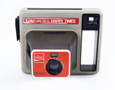 Coca Cola advertising camera - 1980s