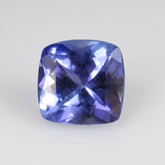 Tanzanite - 1.01 Ct - No reserve price
