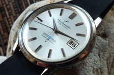 "SEIKO ""Seikomatic Self Dater"" (J13059) Men's Automatic Watch - Vintage Year 1963"