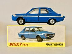 Dinky Toys-France - Scale 1/43 - Renault 12 Gordini No.1424G
