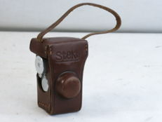 STEKY, 16mm subminiature camera, made in Japan, ca. 1953. Exc+