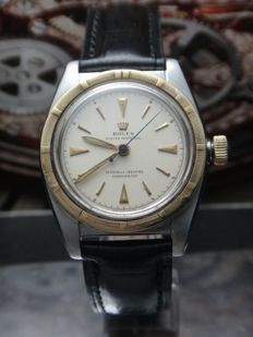 1949 Rolex - Bubble Back Oyster Perpetual - 5011- Men's Watch
