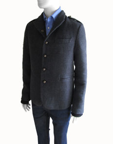 Dsquared2 - Pure wool Navy Jacket