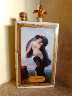"Cognac Camus grand master collection - Bouguereau ""Evening Mood 1832"""