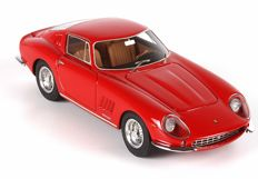 BBR - Scale 1/43 - Ferrari 275 GTB 1965 - Red