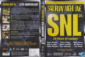 DVD / Vidéo / Blu-ray - DVD - SNL25 - 25 Years of Laughs