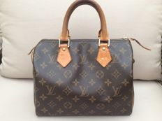Louis Vuitton - Monogram Speedy 25 bag