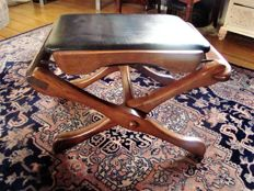 Don S Shoemaker for Senal - Ottoman footstool