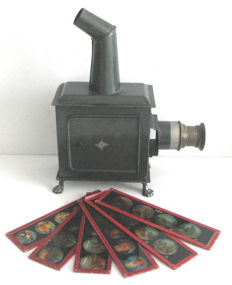 Bing, Germany - 27 cm - Magic lantern, late 19th century