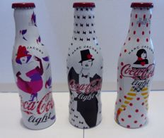Marc Jacobs fashion designer coca cola light bottles 2013