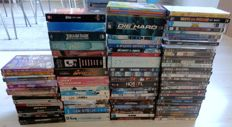 Collection of DVDs - Thriller, Horror, Humor, Music etc. - DVDss, boxes, tins and mini series