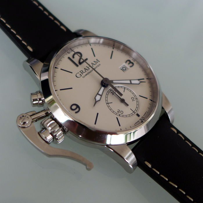 Graham Chronofighter 1695 Automatische 2cxas. S02a. L17s