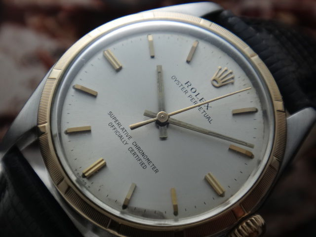 1967 Rolex - Oyster Perpatual - 1007 - Mens Watch