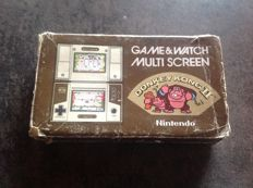 Game & Watch :Donkey Kong 2 - boxed